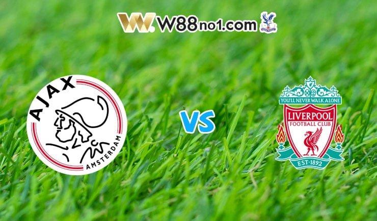Soi kèo tỷ số bóng đá trận Ajax vs Liverpool