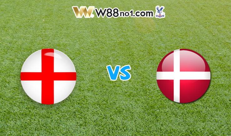 Soi kèo tỷ số nhà cái trận Anh vs Đan Mạch