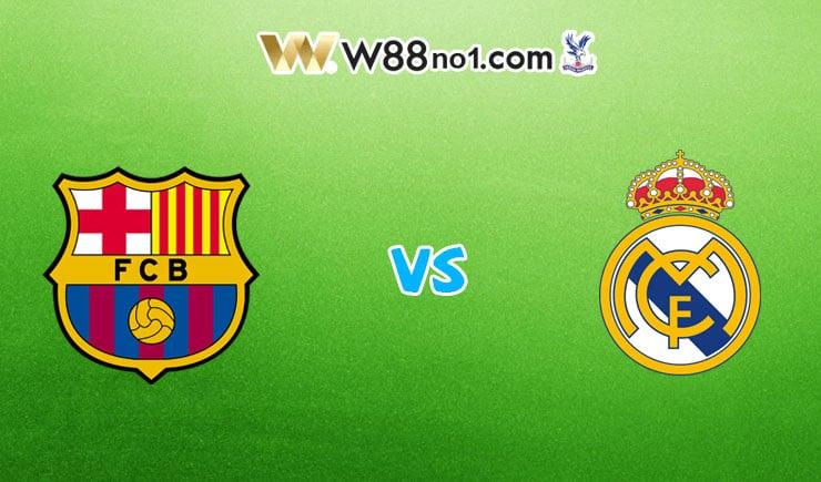 Soi kèo tỷ số bóng đá trận Barcelona vs Real Madrid
