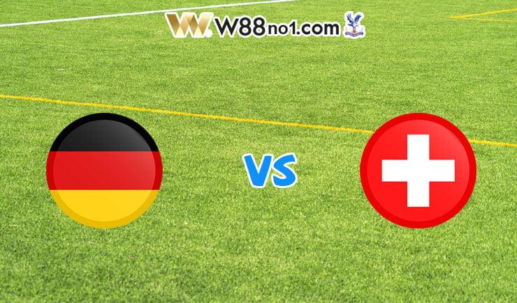 Soi kèo tỷ số nhà cái trận Đức vs Thụy Sĩ