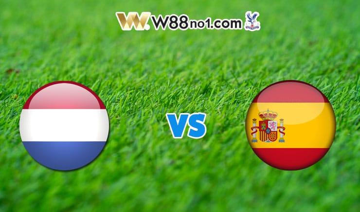 soi kèo Hà Lan vs Tây Ban Nha