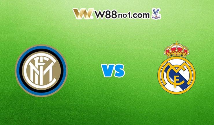 soi kèo Inter Milan vs Real Madrid