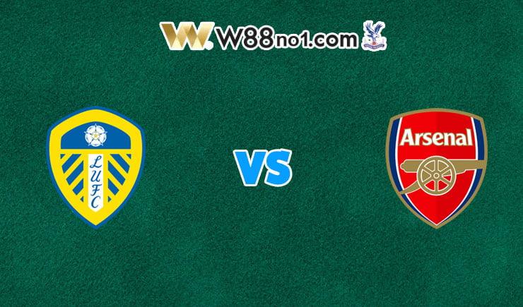 soi kèo Leeds United vs Arsenal