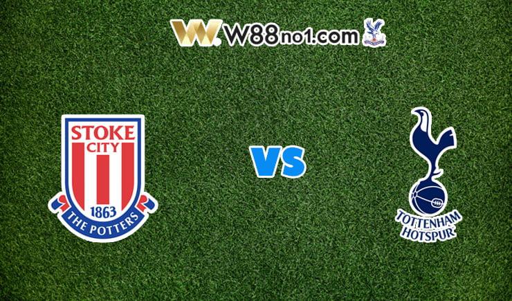 soi kèo Stoke City vs Tottenham
