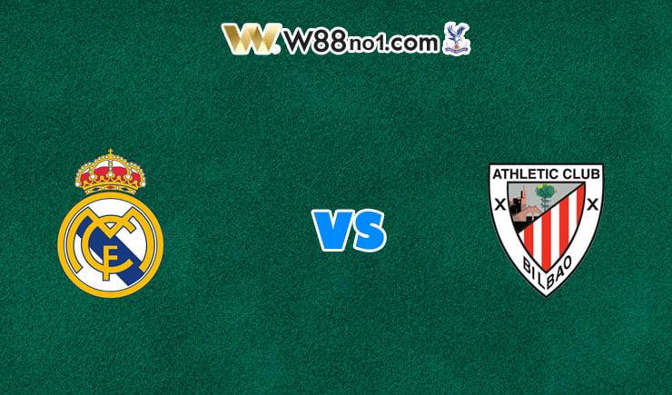 soi kèo Real Madrid vs Athletic Bilbao