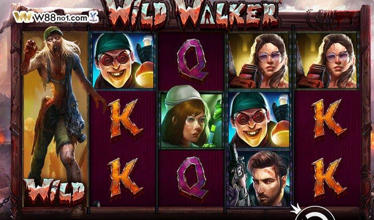 cách chơi Wild Walker
