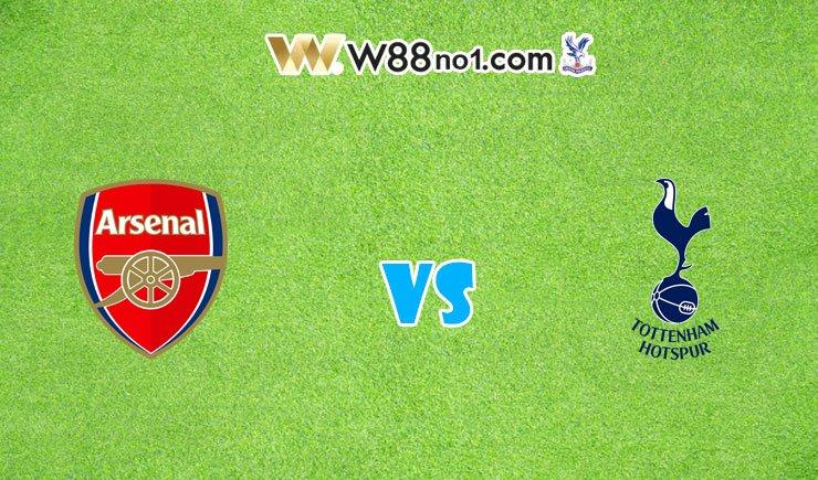 soi kèo Arsenal vs Tottenham