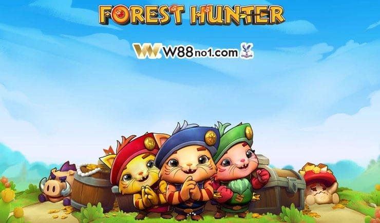 cách chơi Forest Hunter Slot