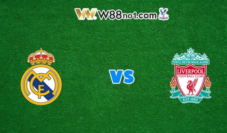 soi kèo Real Madrid vs Liverpool