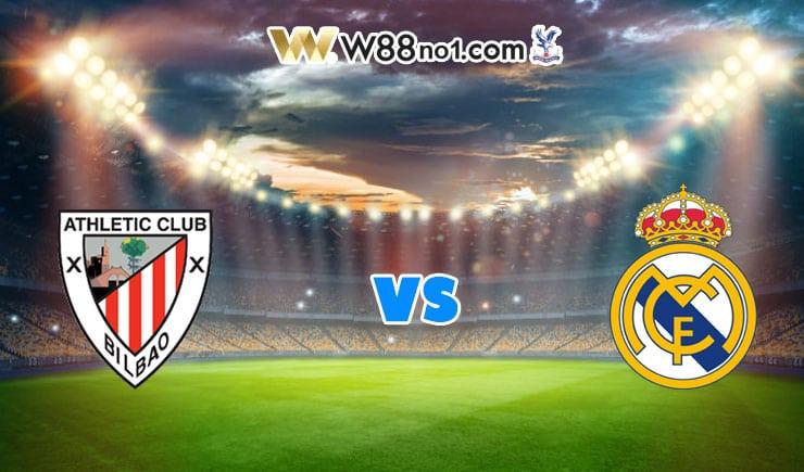 soi kèo Athletic Bilbao vs Real Madrid