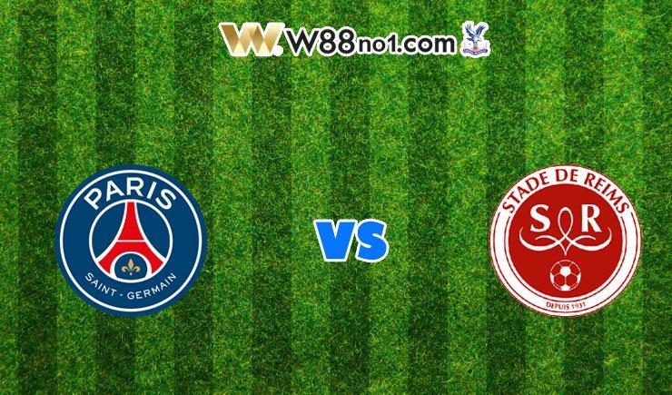 soi kèo PSG vs Reims