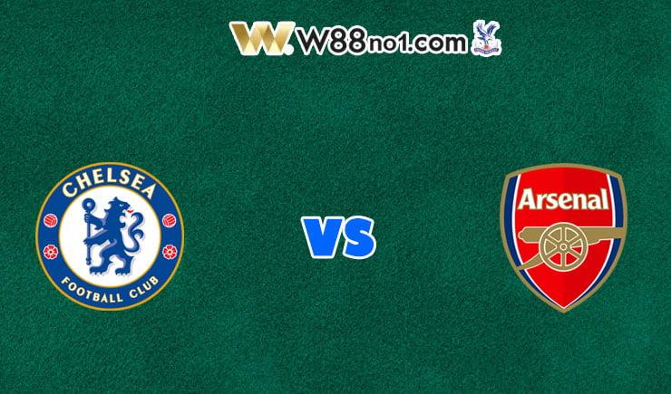 soi kèo Chelsea vs Arsenal