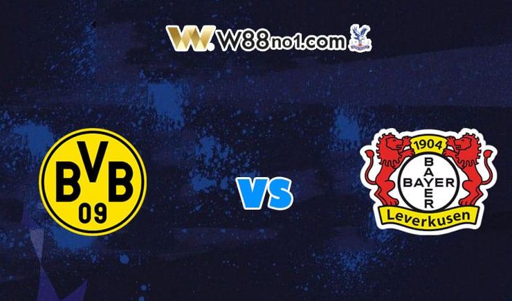 soi kèo Dortmund vs Bayer Leverkusen