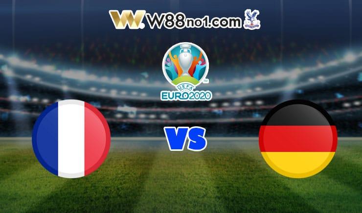 soi kèo Pháp vs Đức