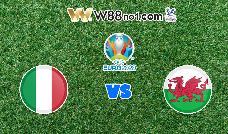 soi kèo Italia vs Wales