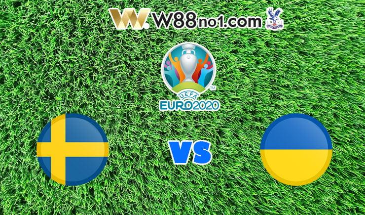 soi kèo Thụy Điển vs Ukraine
