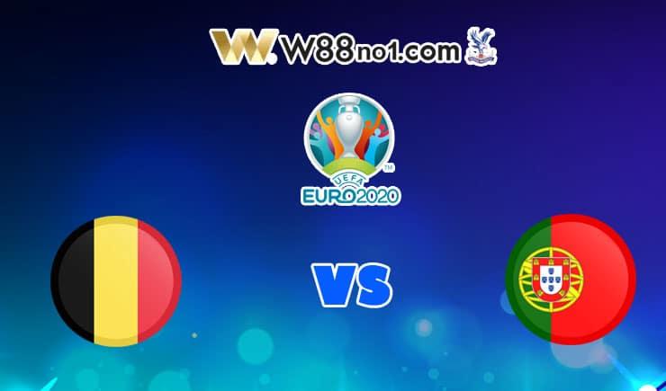 soi kèo Bỉ vs Bồ Đào Nha