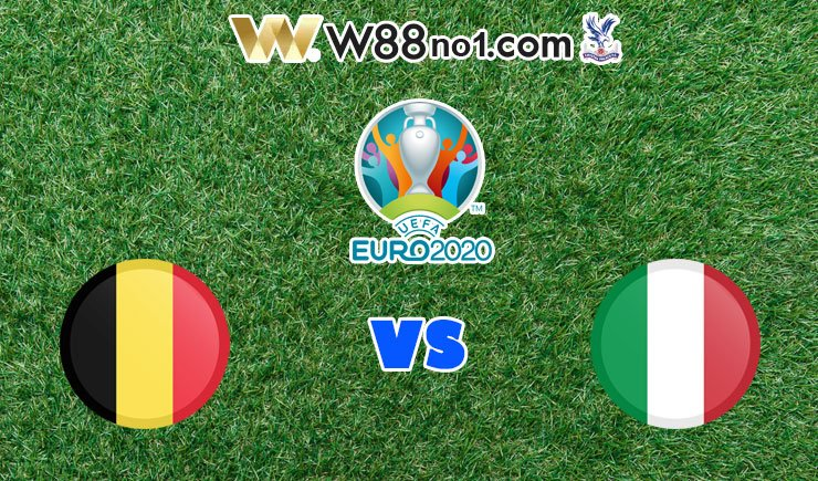 soi kèo Bỉ vs Italia