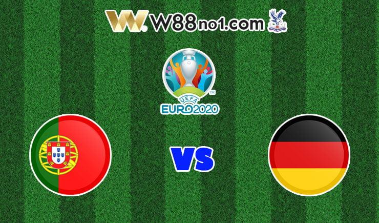 soi kèo Bồ Đào Nha vs Đức