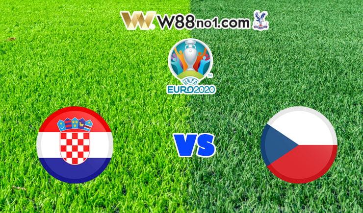 soi kèo Croatia vs Cộng Hòa Séc