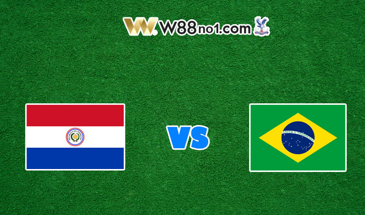 soi kèo Paraguay vs Brazilil