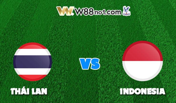 soi kèo Thái Lan vs Indonesia