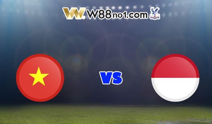 soi kèo Việt Nam vs Indonesia
