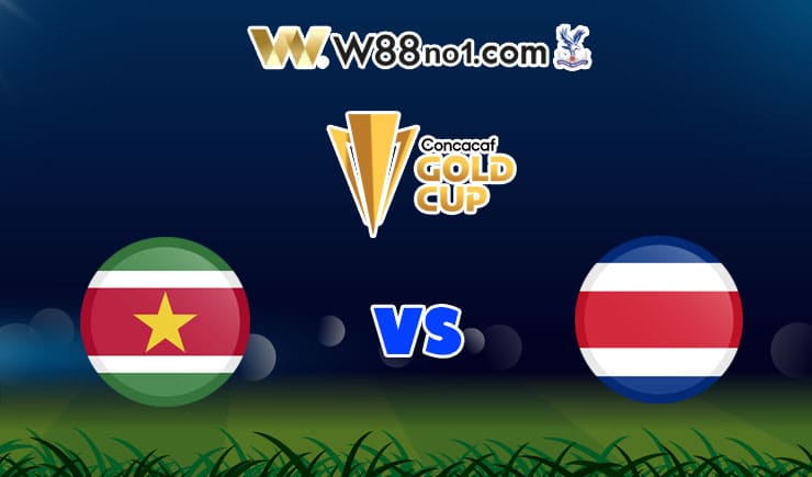 soi kèo Suriname vs Costa Rica