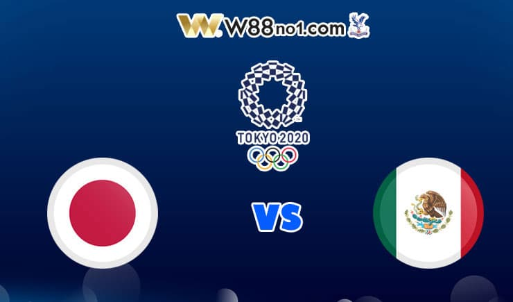 soi kèo U23 Nhật Bản vs U23 Mexico