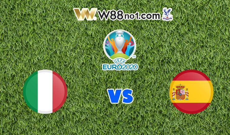 soi kèo Italia vs Tây Ban Nha