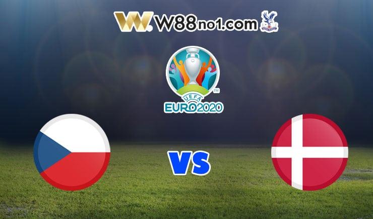 soi kèo Cộng Hòa Séc vs Đan Mạch