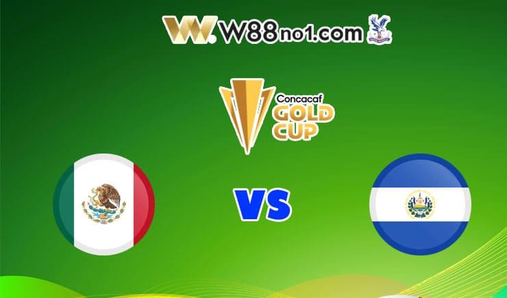 soi kèo Mexico vs El Salvador