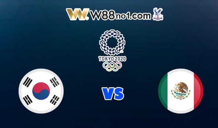 soi kèo U23 Hàn Quốc vs U23 Mexico