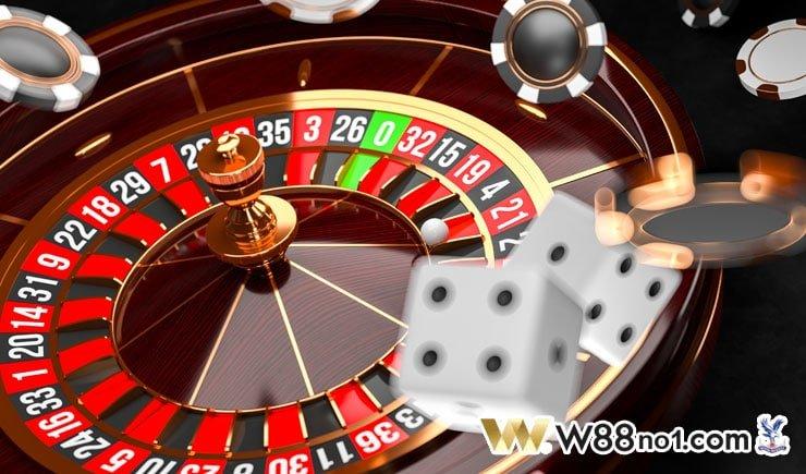 thuật ngữ trong Roulette