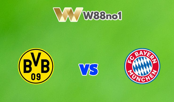 soi kèo Dortmund vs Bayern Munich
