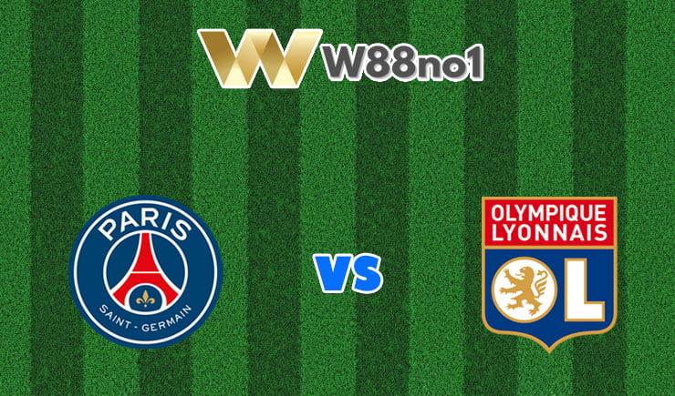 soi kèo PSG vs Lyon
