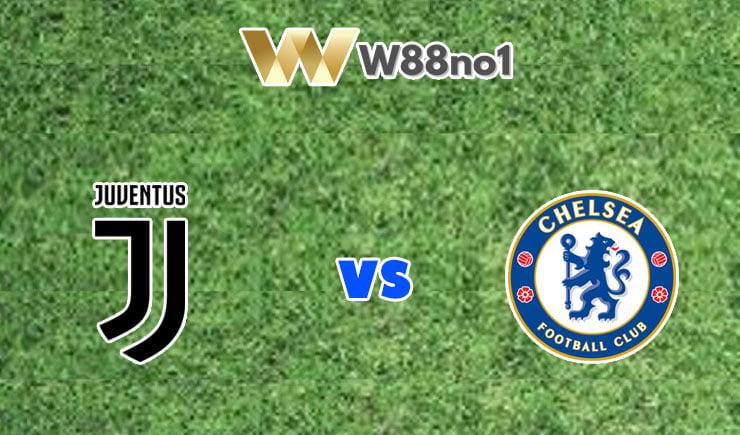 soi kèo Juventus vs Chelsea