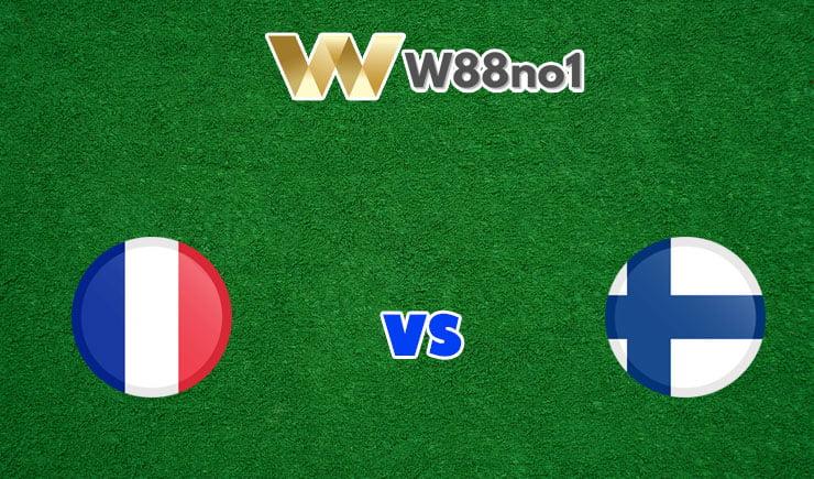 soi kèo Pháp vs Phần Lan