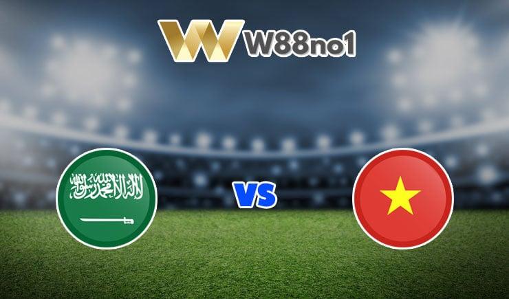 soi kèo Saudi Arabia vs Việt Nam