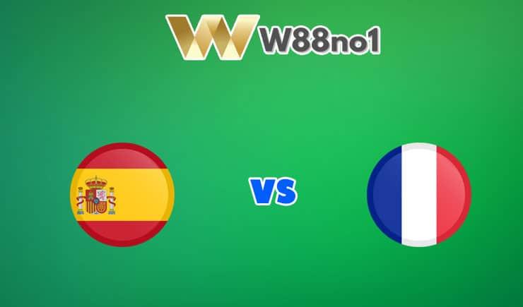 soi kèo Tây Ban Nha vs Pháp