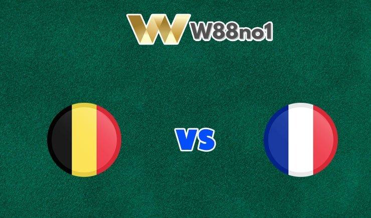 soi kèo Bỉ vs Pháp
