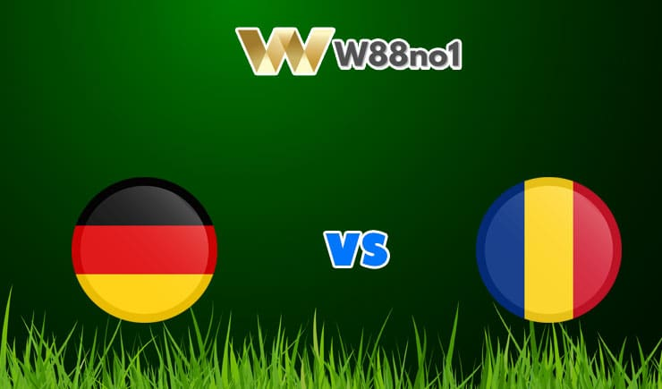 soi kèo Đức vs Romania